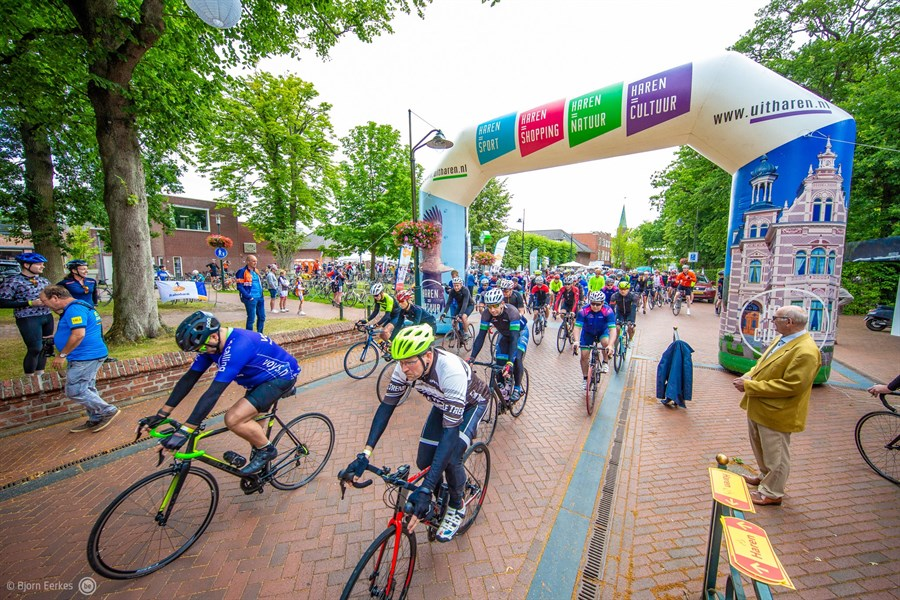 Haren-Haren (50km 105km 165km, start/finish Haren)