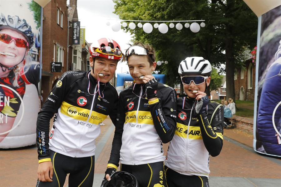 Haren-Haren (105km, start/finish Odoorn)