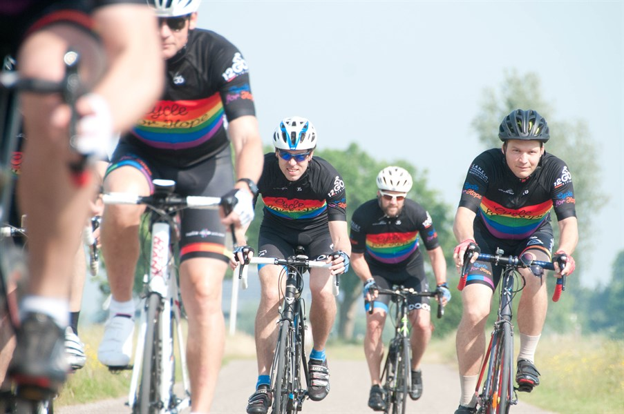 Cycle for Hope Rondje Nederland 2020